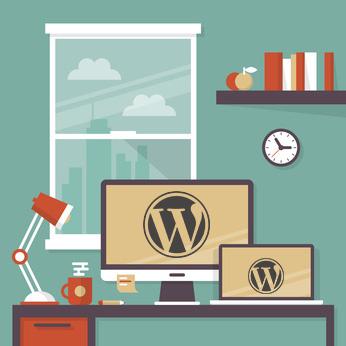 obsluga stron internetowych wordpress