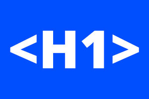 Ile nagłówków H1 można użyć na stronie internetowej?