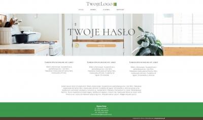 proste i eleganckie strony internetowe