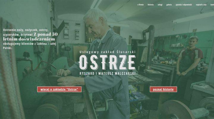 ostrze.com