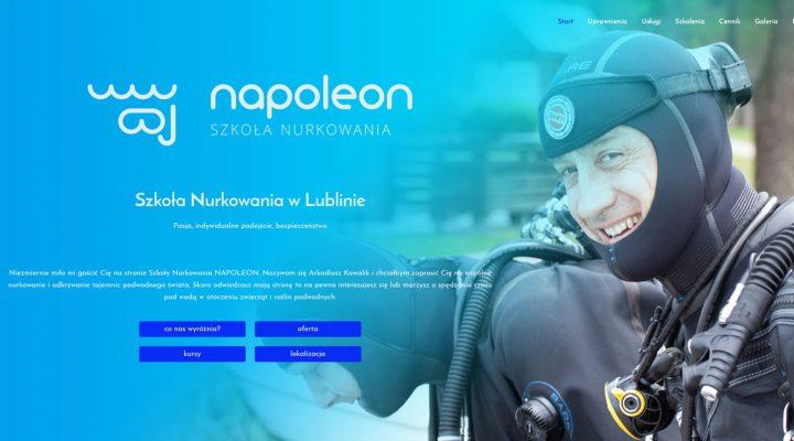 nurkowanienapoleon.pl